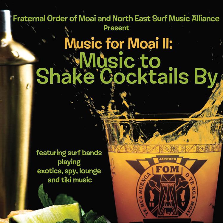 Music for Moai II