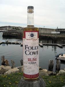 Folly Cove Rum