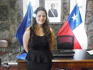 Ghislaine Rebeca Tepano Tepano
