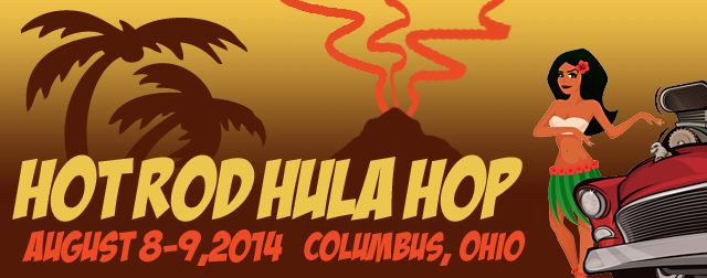Hot Rod Hula Hop 6 Banner