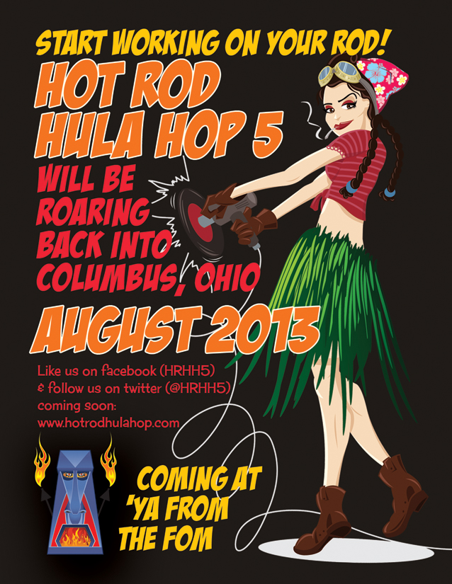 Hot Rod Hula Hop 5
