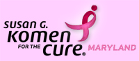Susan G. Komen for the Cure - Maryland