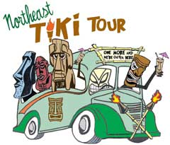 Northeast Tiki Tour